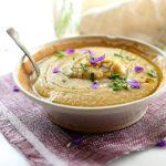 Vegan Potato White Bean Kale Soup