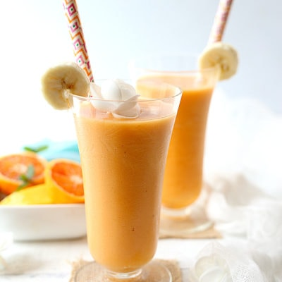 Tropical Bliss Smoothie