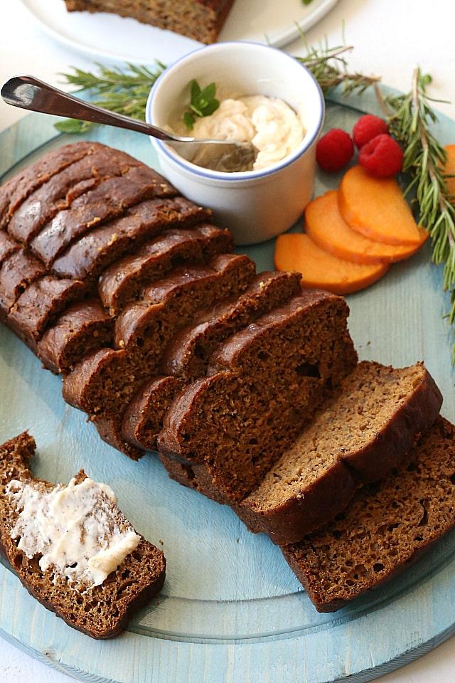 Butternut Squash Cake Gluten Free