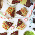 Healthy Christmas Sugar Cookies