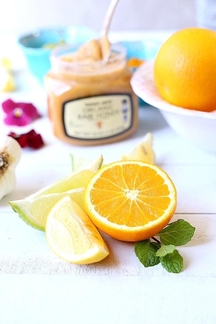 citrus remedies for a cough