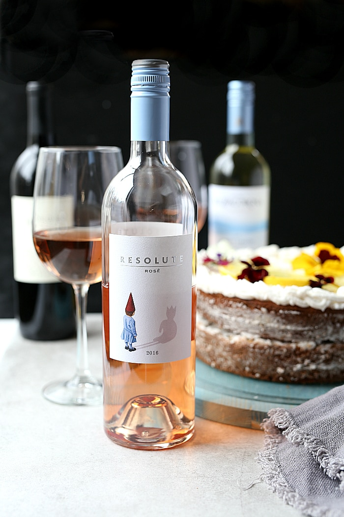 Resolute Rose Wine Pairing With Grocery Outlet