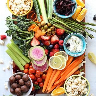 Healthy Snacks Party Platter For Kids Vegan Gluten Free Dmf