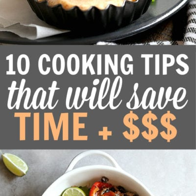 10 Cooking Tips That Will Save You Time