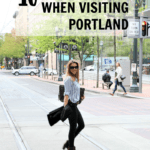 10 Places to Visit In Portland, Oregon (& My Trip!)