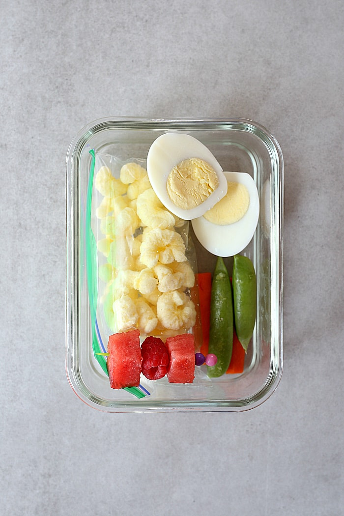 Hard Boiled Egg Pirate Booty Lunch Ideas For School