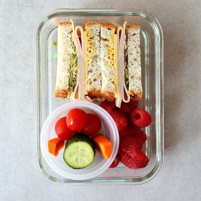 Healthy Gluten-Free Lunch Ideas For School: Week 1