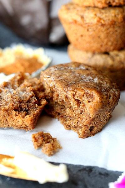 Chai Muffins (The Ultimate Fluffy Gluten-Free Muffin)