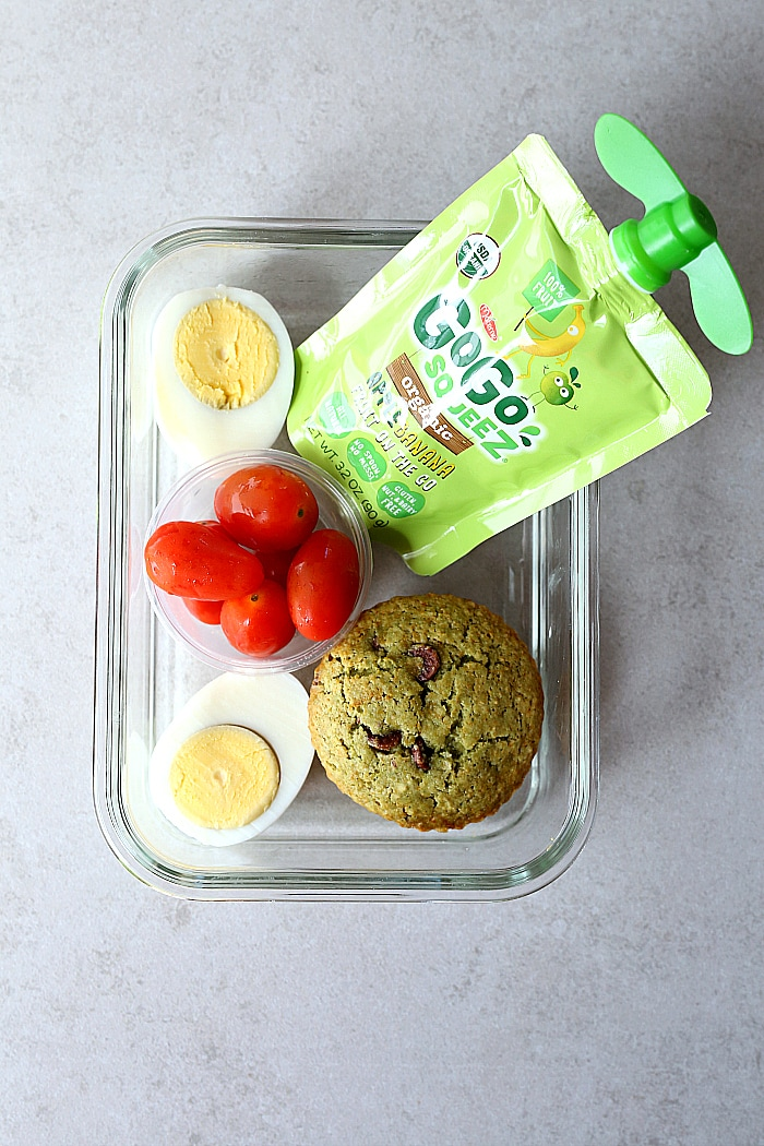 Simple healthy school lunch ideas that are gluten-free- Week 4! Five gluten-free easy lunch ideas with a shopping list to make your week run a bit smoother. #healthy #glutenfree #lunch #ideas #school #kids #easy #shopping #list | Delightfulmomfood.com