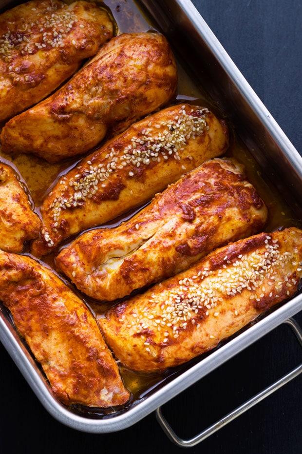 Spice Roast Chicken