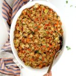 Gluten Free Stuffing Recipe (Vegan)