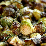 Oven Roasted Brussels Sprouts