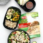 3 Fast + Delicious Chicken Meal Prep Ideas