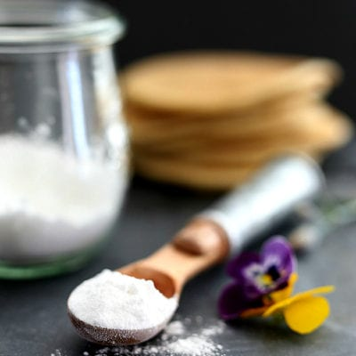 Homemade Baking Powder (Paleo)