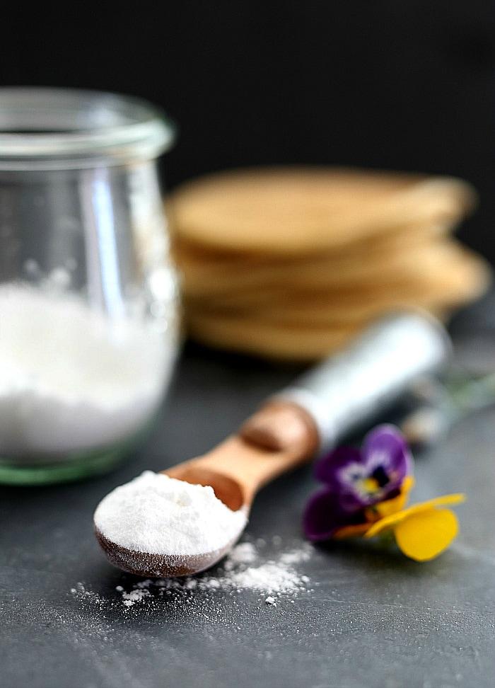Homemade Baking Powder (Paleo)
