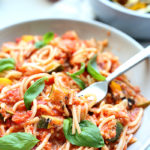 Healthy Summer Spaghetti Recipe