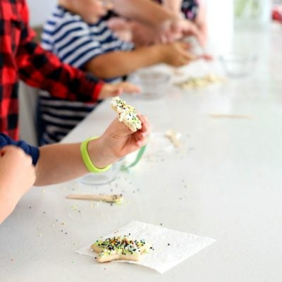 Cookie Party Time: Easy Healthier Cookies For Kids To Make