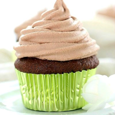 Gluten free chocolate cupcakes that are spongy and moist with creamy dairy free chocolate icing! These easy gluten free and dairy free chocolate cupcakes are a must for all celebrations and are great for anyone with dairy and wheat allergies. #glutenfree #dairyfree #chocolatecupcakes #chocolate #dessert #cupcakes #recipe #baking #sweets | Delightful Mom Food