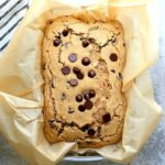 Healthy Gluten-Free Chocolate Chip Quick Bread