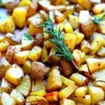 Rosemary Potatoes (Roasted)