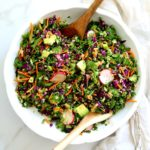 Detox Salad (Chopped Kale Salad)