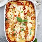 Gluten-Free Vegetable Lasagna