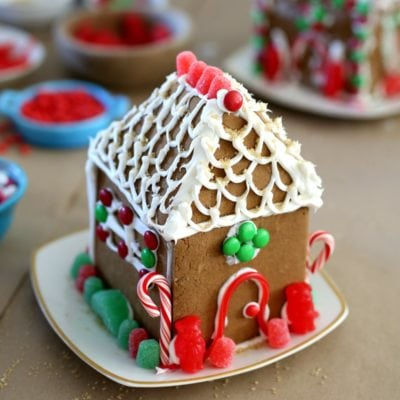Gluten-Free Gingerbread House Recipe