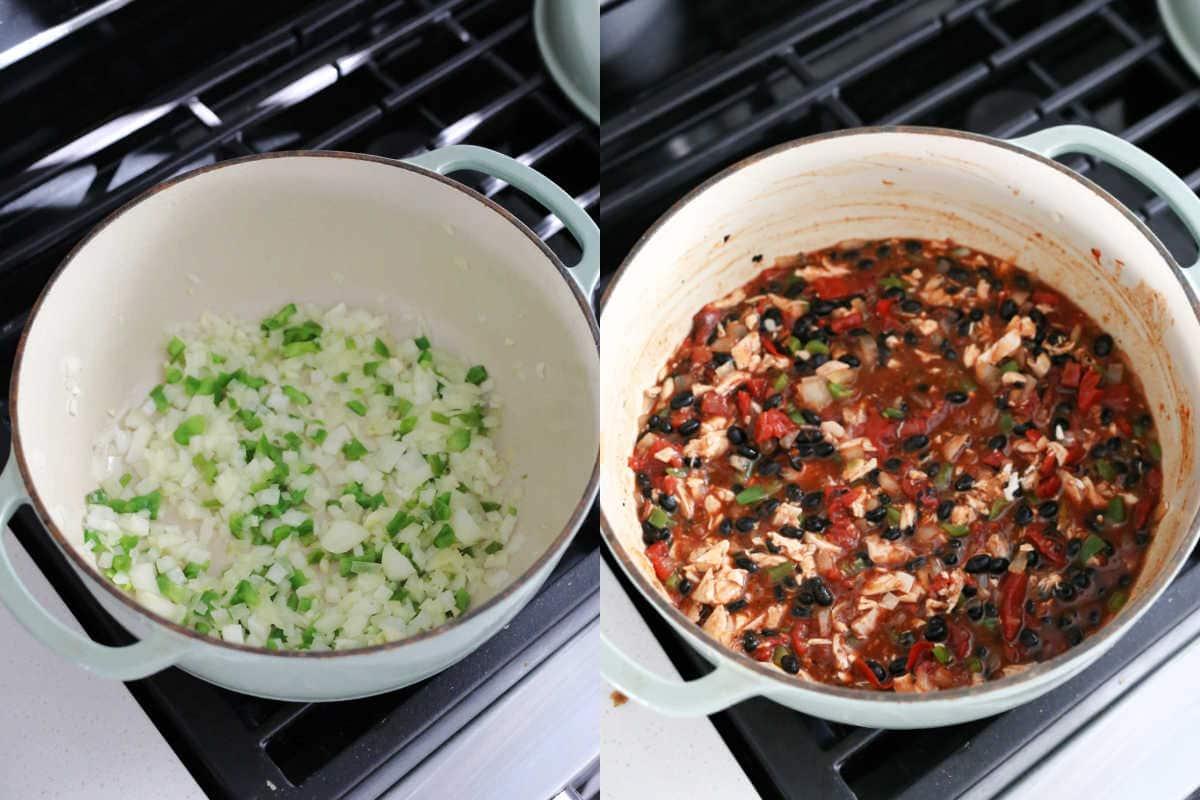 Chicken Chipotle Chili Recipe Delightful Mom Food