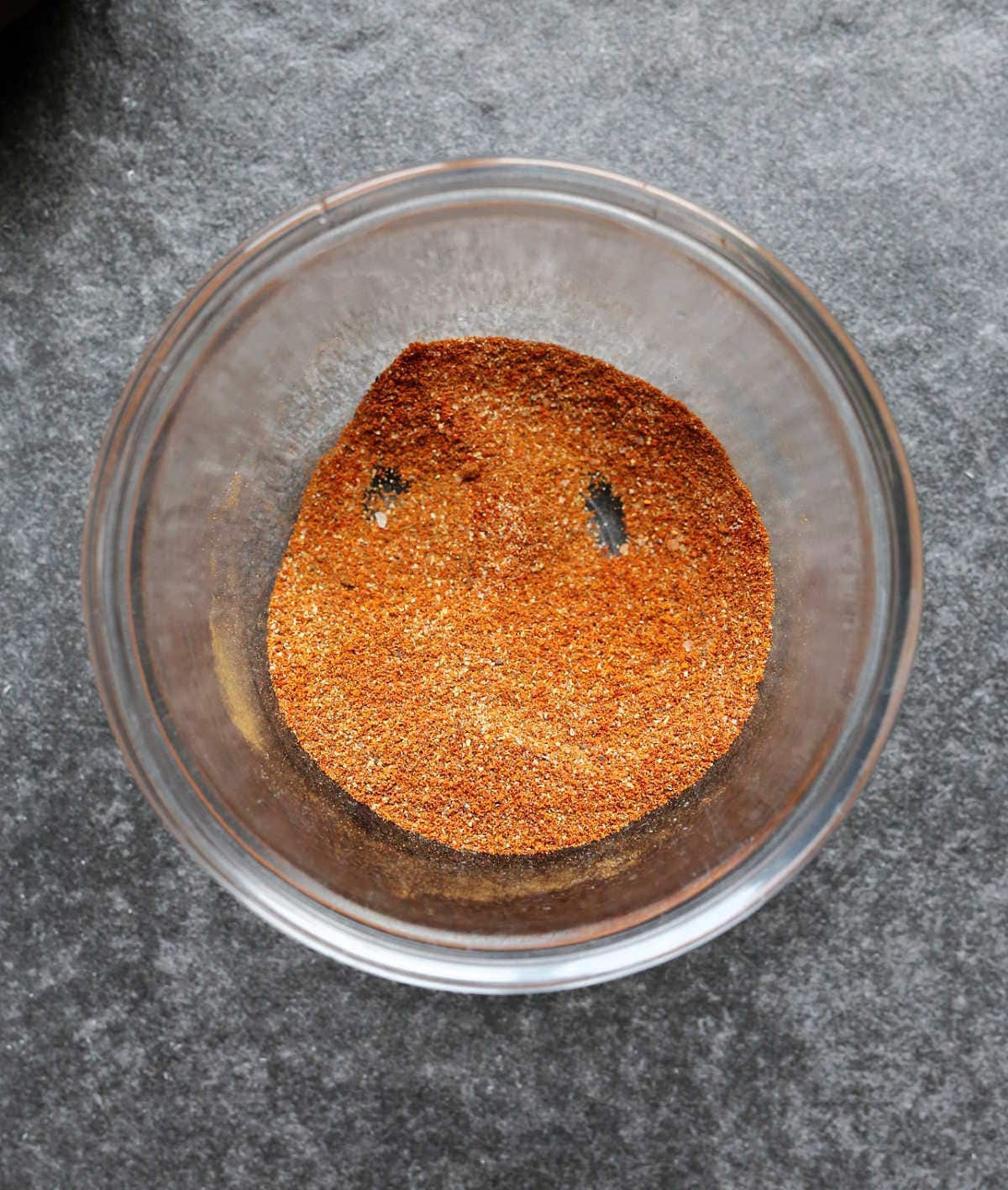 vegetable seasoning mix in a bowl
