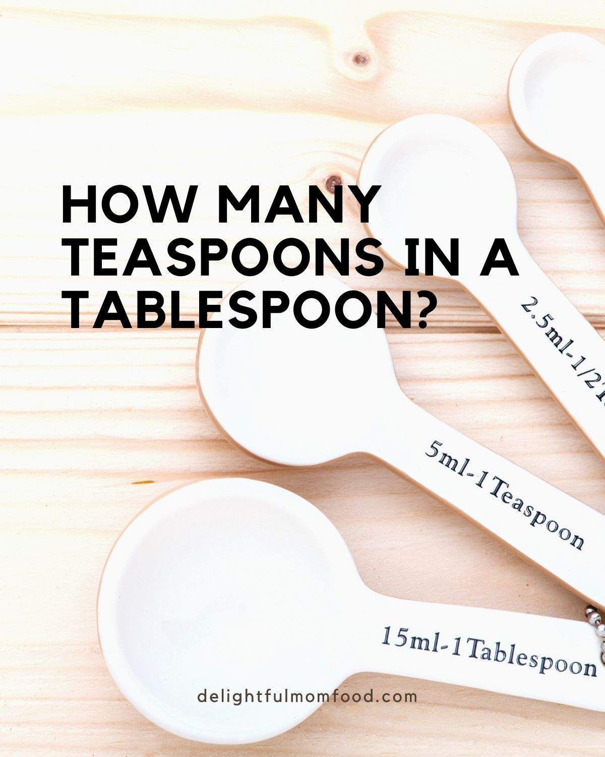 how many teaspoons in a tablespoon