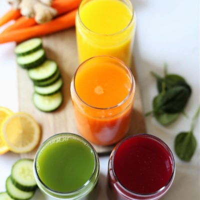 BEST Healthy Juicing Recipes To Start Today