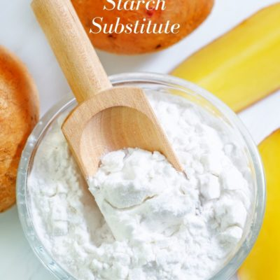 Potato Starch Substitute for Cooking, Baking, & Frying