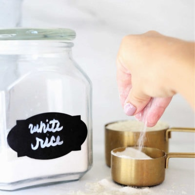 How To Make Rice Flour At Home (Brown, Sweet, White Rice Flour)